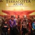 Terracota Army, Los Guerreros de Xian, con los niños