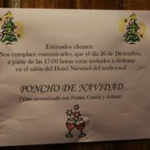 Según la temporada, el hotel Nievesol organiza actividades para disfrutar en familia