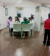 Los niños encuentran su espacio en el hotel Nievesol, en Formigal