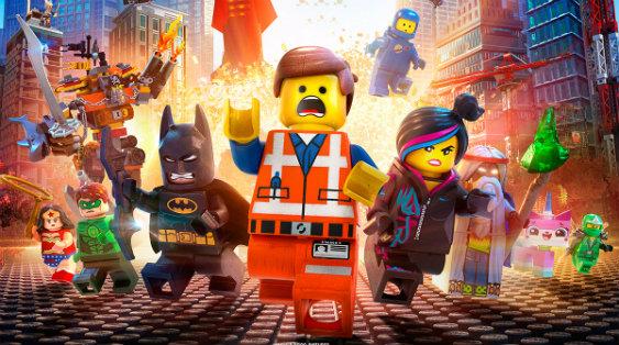 El 7 de febrero se estrena The Lego Movie, la primera película de animación de Lego