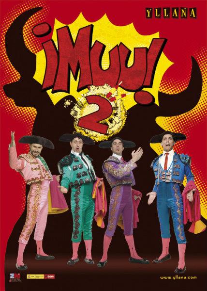 ¡Muu!2 es una revisión de uno de los espectáculos de Yllana