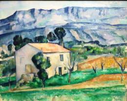 'Casa en la Provenza', de Cézanne