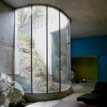 Instalaciones del balneario de Panticosa