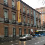 El Thyssen expone estos días una muestra de la obra del pintor Cézanne