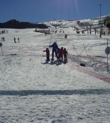 Las estaciones de esquí de Formigal y Panticosa están muy cerca entre sí