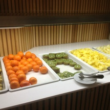 Restaurante buffet en el balneario de Panticosa