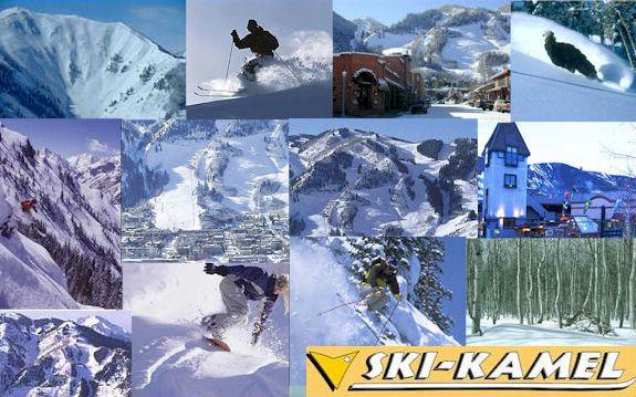 Ski-Kamel organiza viajes de esquí a estaciones de toda Europa.