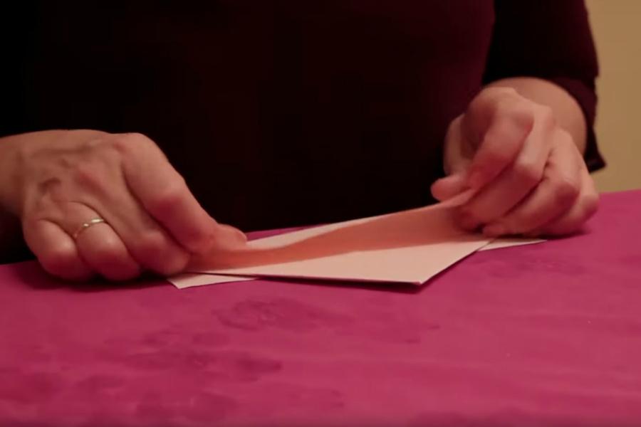 Os contamos la leyenda del barco de origami para que se la cuentes a tus peques