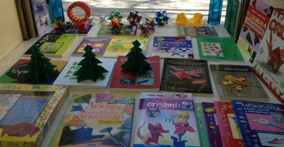 Libros sobre origami en la tienda Minimum