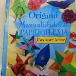 Manualidades de papiroflexia
