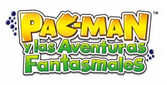 Rótulo de la serie de televisión de Pac-Man