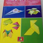 Libro sobre papiroflexia: desde figuras sencillas a figuras móviles