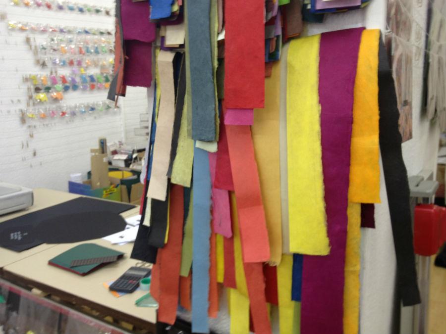 Tiras de papel para papiroflexia