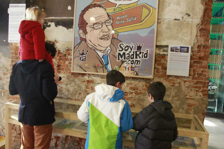 Con estas 'visitas raras' los niños descubren una forma diferente de hacer turismo en su propia ciudad