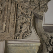 Decoración del palacio de la Aljafería