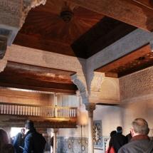 Horarios para visitar La Alhambra