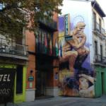 Graffiti en Granada: el Niño de las Pinturas