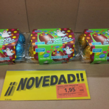 Huevos de Pascua modernos