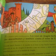 La Corona de Aragón, un interesante libro infantil sobre la historia de Aragón