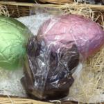 Origen de los huevos o «monas» de Pascua