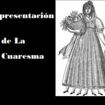 Representación antigua de la Cuaresma