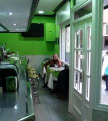 Comemos, en familia, en el restaurante peruano Cevichef