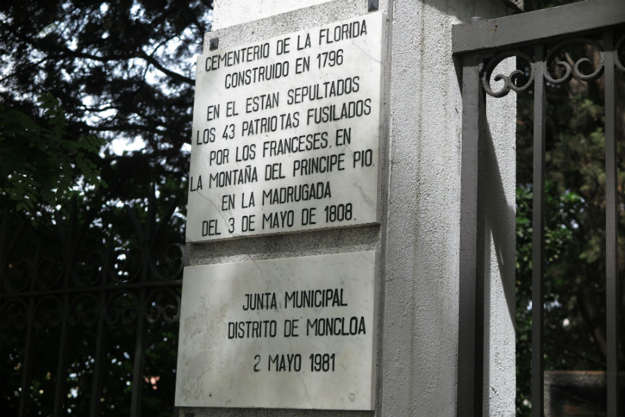Cementerio del 2 de Mayo