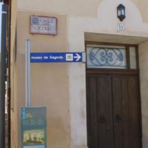 El Museo de Segovia está en la Casa del Sol, el antiguo matadero de la ciudad