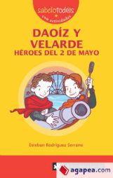Portada del libro infantil sobre Daoiz y Velarde