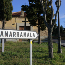 El restaurante La Postal está en una pedanía de Segovia llamada Zamarramala