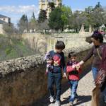 Un paseo por Segovia, con los niños