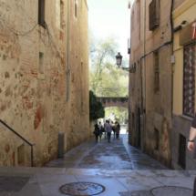Paseo por Segovia con los niños