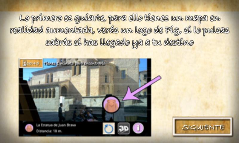 TourKhana es una divertida app para hacer turismo divertido en Segovia