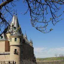 Visitamos el Alcázar de Segovia con los niños
