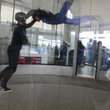 Volamos en el túnel de viento Windoor de Empuriabrava