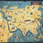Historia de los gusanos de seda