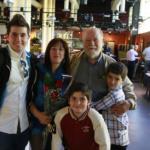 Comida brasileña con niños: restaurante El Rodizio