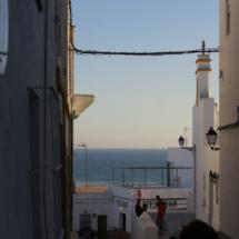 Ruta por el barrio de pescadores de Conil de la Frontera