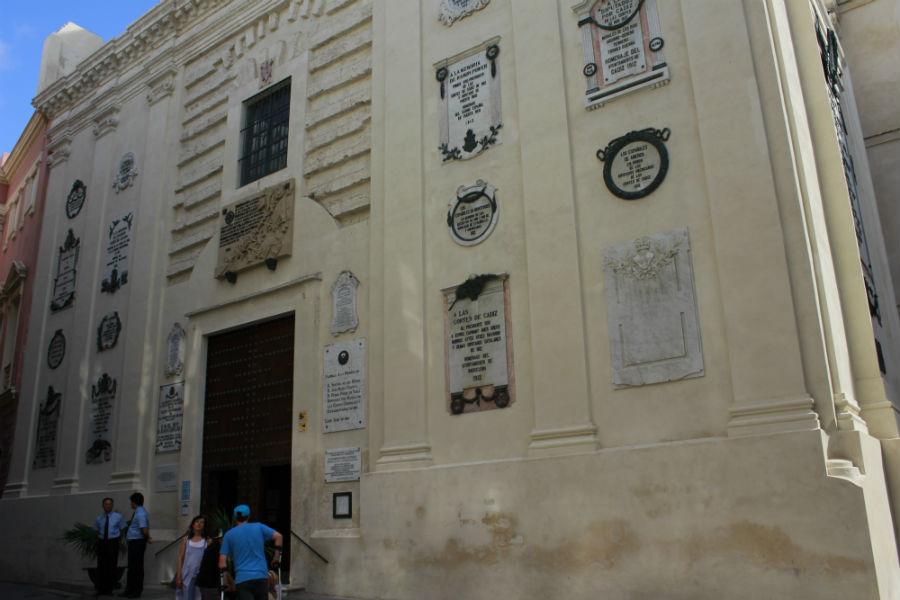 Museo de las Cortes de Cádiz - PlanesConHijos.com