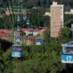 Subir en el Teleférico de Madrid: una visita diferente y desde el aire