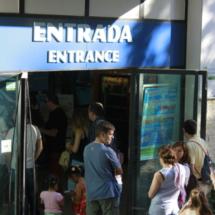 Subimos, con los niños, en el Teleférico de Madrid