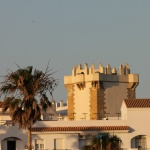 Torre de Guzmán, en Conil