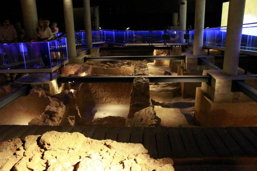 Este yacimiento arqueológico gaditano se puede visitar gratuitamente