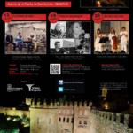 Los Martes en la Muralla de Segovia