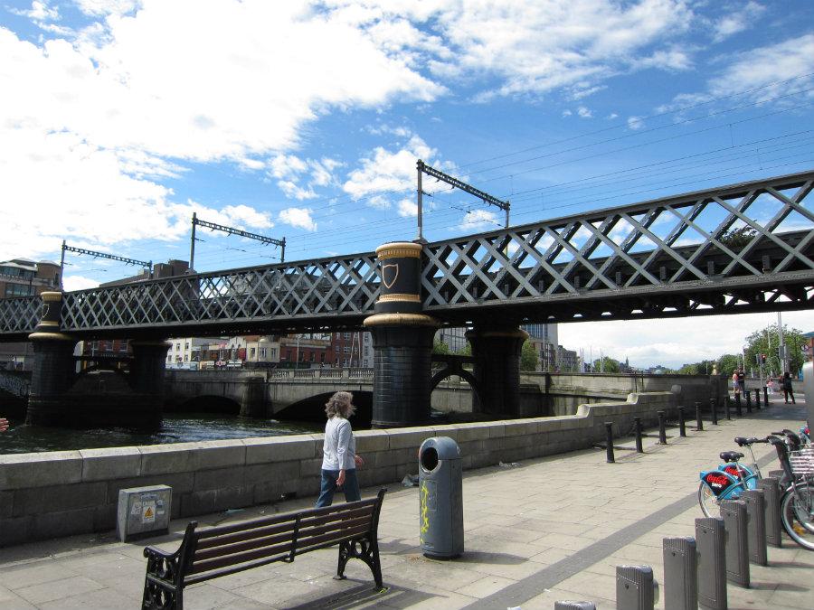 Puente del ferrocarril de Butt
