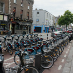 Dublín ofrece un servicio urbano de alquiler de bicicletas.