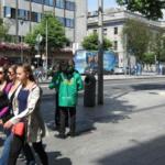 Tours en autobús por Dublín