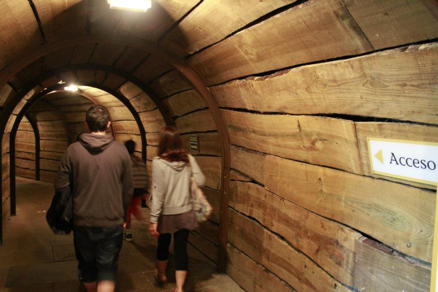 Visita guiada a la Cueva El Soplao, en Cantabria