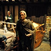 El museo Dublinia recorre los orígenes vikingos de Dublín y su época medieval.