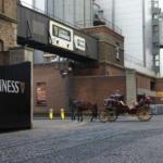 La cervecería Guinness de Dublín